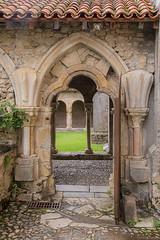Accès au cloître - Cathédrale de St Bertrand de Comminges