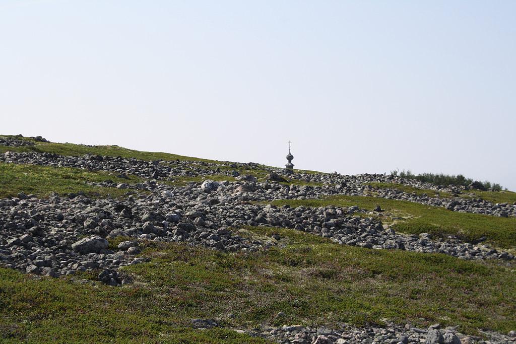 Каменные россыпи Большого Заяцкого
