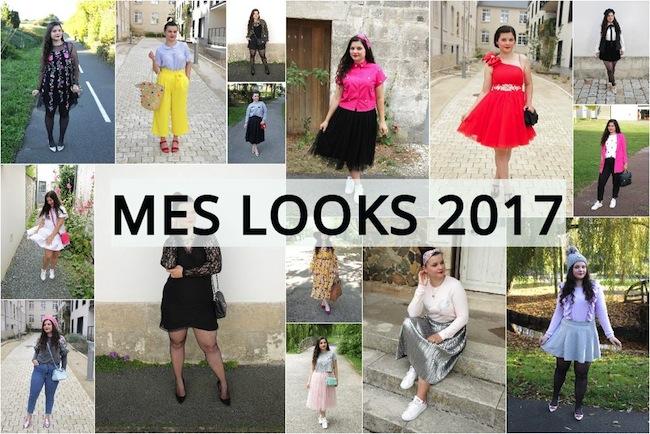 Rétrospective mode : tous mes looks 2017 !