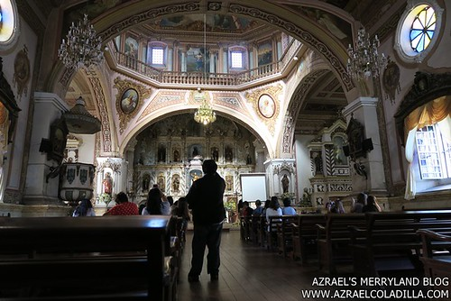 4_Philtranco Pampanga - Inside Betis Church
