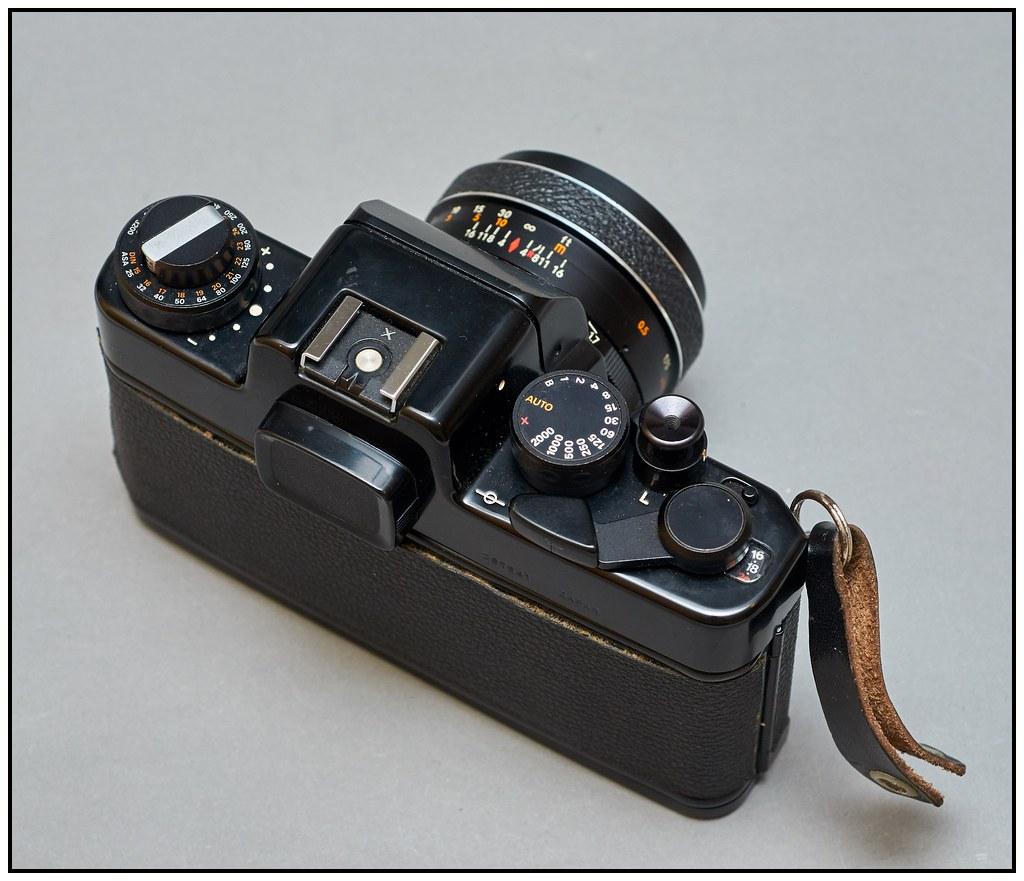 Foto & Camcorder Pentax Spotmatic Sp Ii 35mm Film Camera With Takumar 55mm F/1.8 Smc Lens