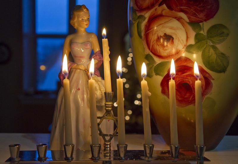 Hanukkah night six