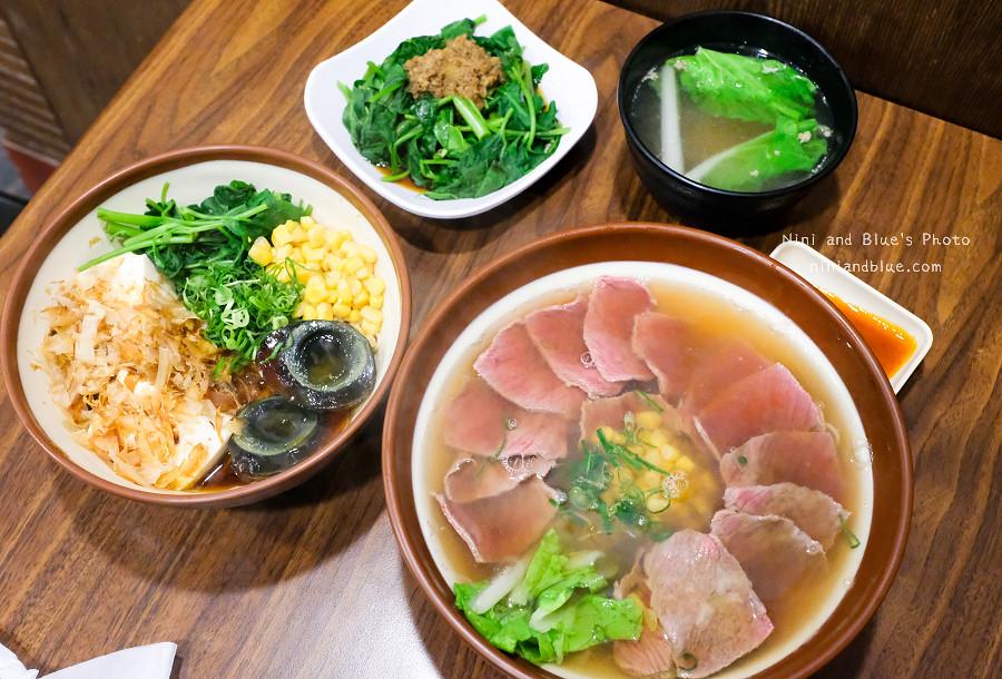 上泓園牛肉麵-科博館美食12