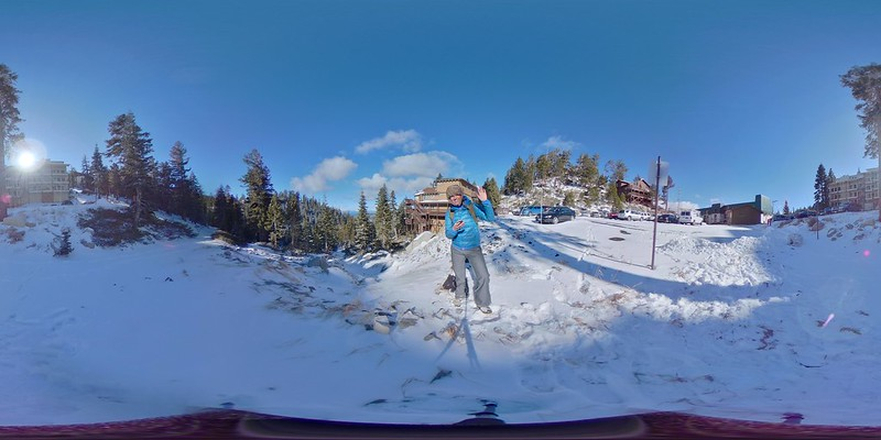 South Lake Tahoe - Ricoh Theta V (HDR Mode)