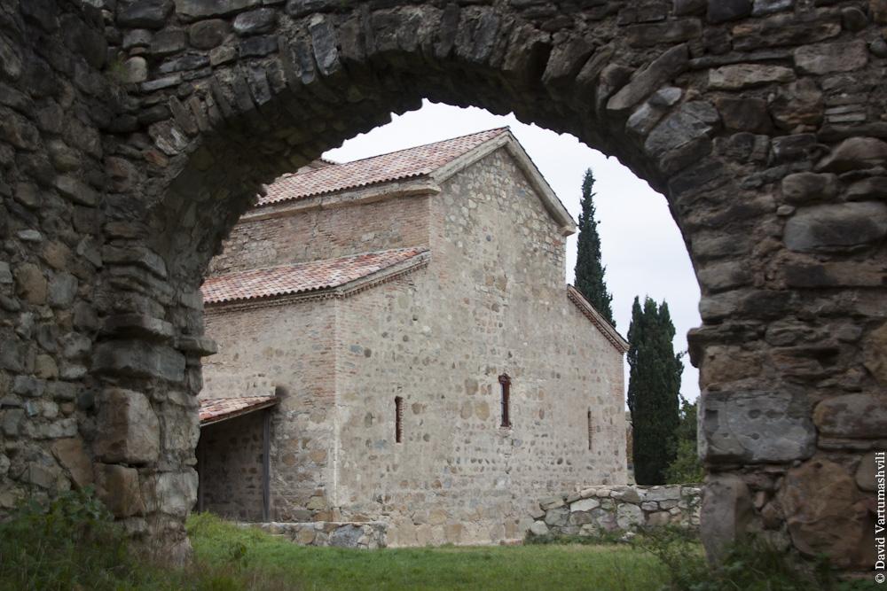Грузия, монастырь Икалто / Georgia, Ikalto