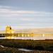 First light hits Lochranza Castle