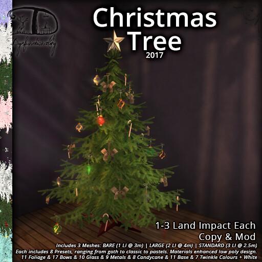 Christmas Tree 2017 50% off Promo!