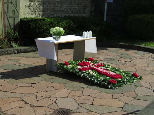 20170615 05 120 Jakobus Satteins Fronleichnam Kirche Altar