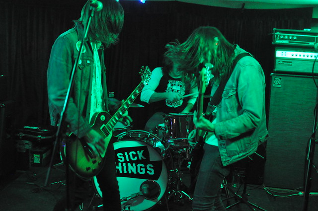 The Sick Things at House of Targ