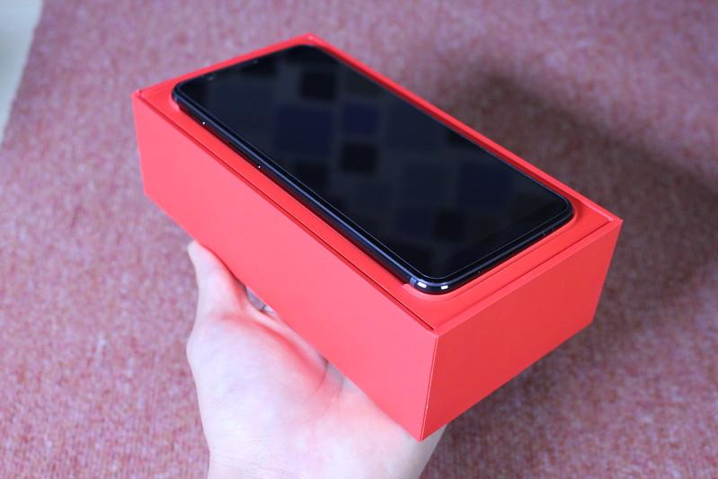 OnePlus 5 開封レビュー (6)