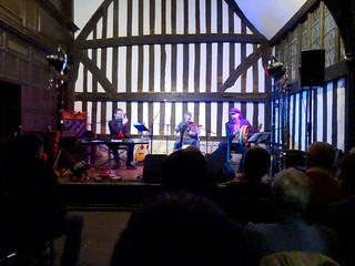 Chris Conway & Dan Britton @ The Guildhall, Leicester