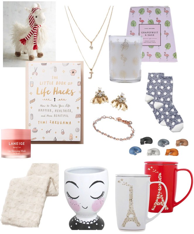 Gift Guide 2017 - For Her