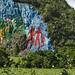 Mural de la Prehistoria, Valle de Viñales (CU)