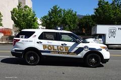 US Capitol Police - 2013 Ford Police Interceptor Utility K-9 unit (2)