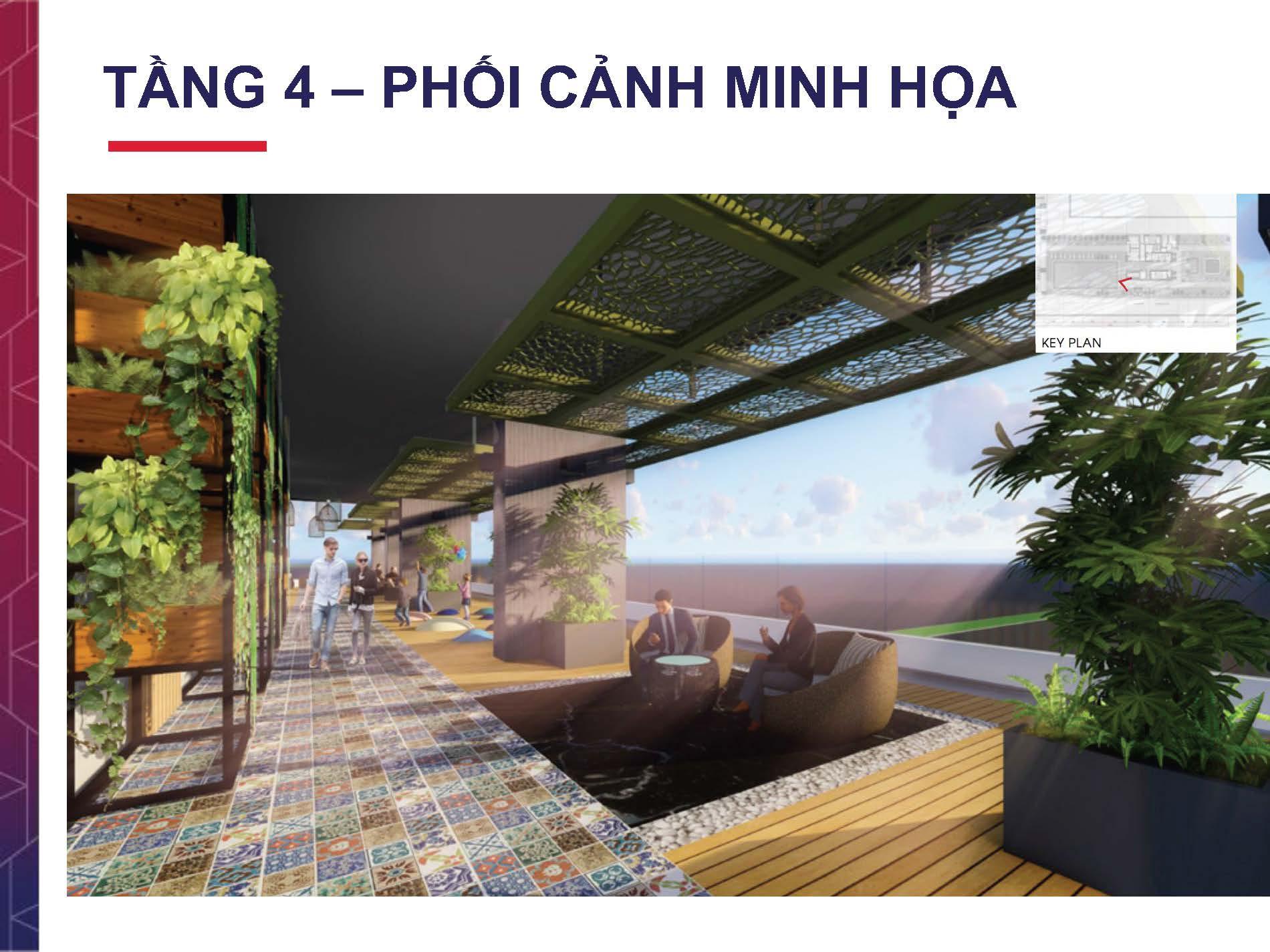 Codotel Kim Long Season Mỹ Khê Phạm Văn Đồng - Mặt bằng tổng thể