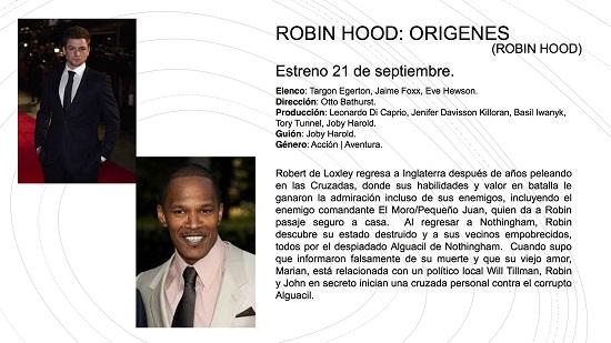 Robin Hood: Origenes