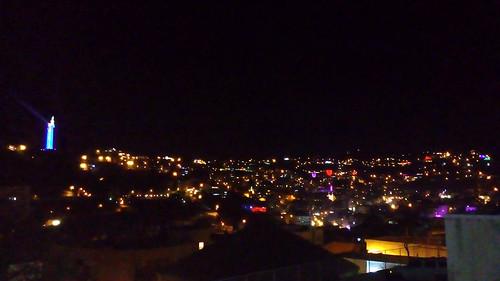 zahle christmas nightlights views