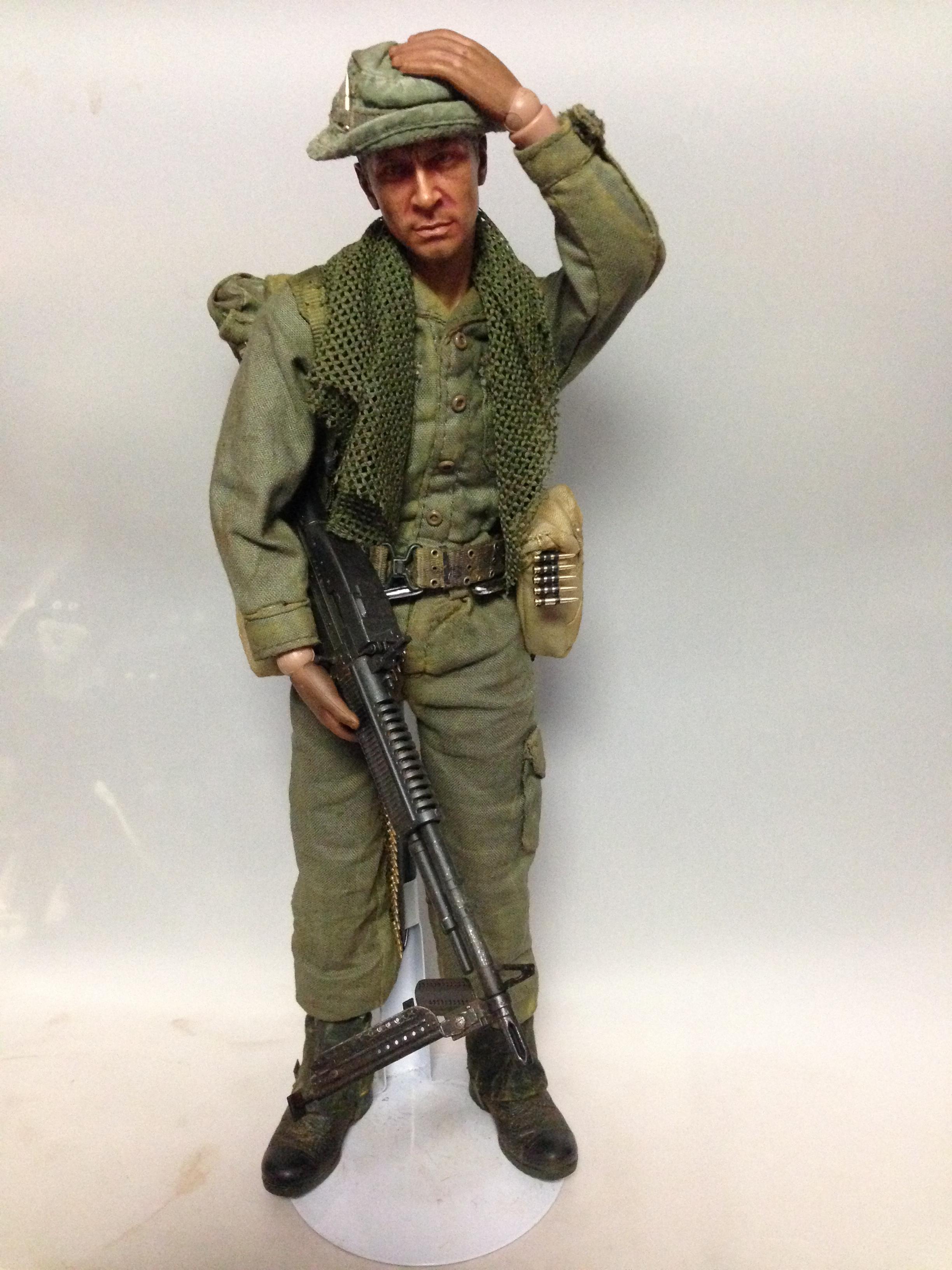 Cold War (Vietnam) Vietnam War Australian Figures/Uniforms?