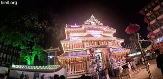 Paramekkavu Bagavathi Temple Vela - Veliyannur Desapattu