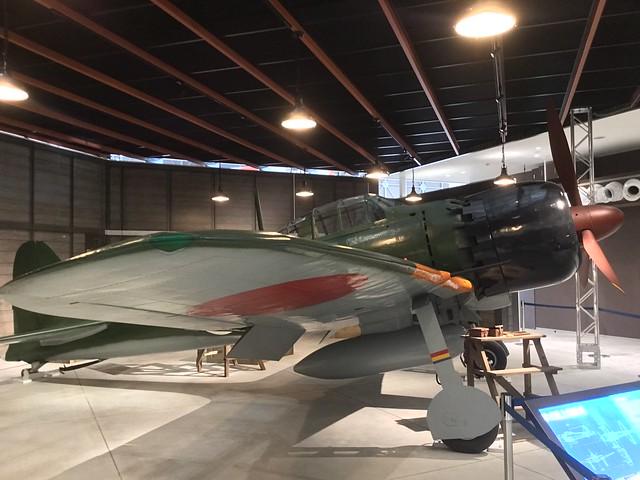 あいち航空ミュージアム 零戦52型甲 IMG_1600