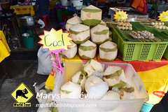 chatuchak week end market Bangkok Thailande