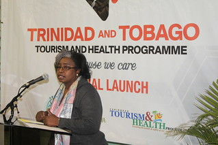 THP Launch - Tobago