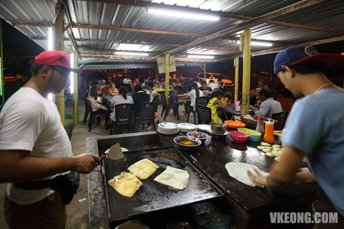 Roti-Canai-Stall-Melaka-Kampung-Enam