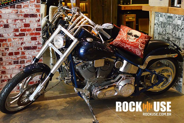 Almofada Rock n roll