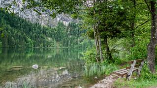 Glenkersee, Austria