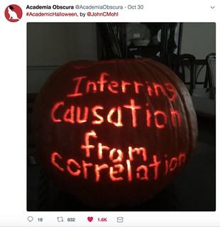 Academic Halloween
