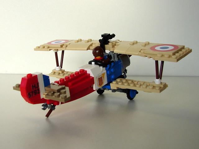 Nieuport 11 Bébé (5)
