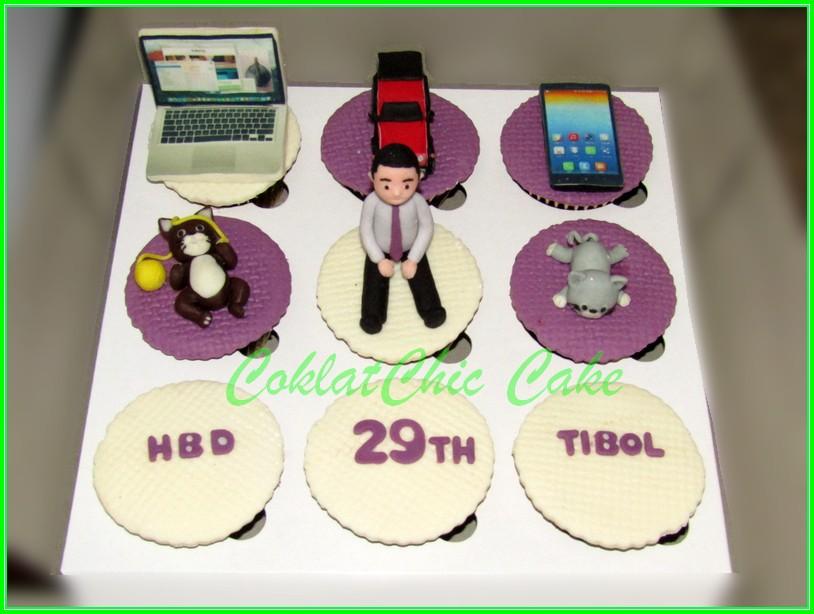 Caupcake set TIBOL