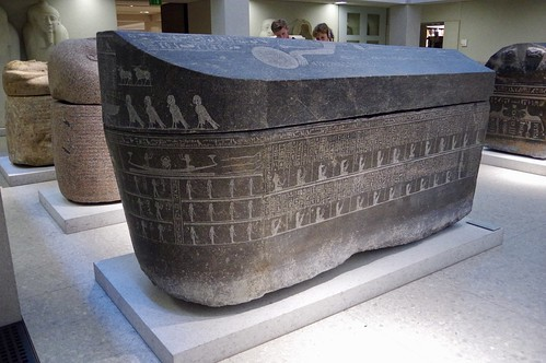 The Granite Sarcophagus of the General Pede-Esi