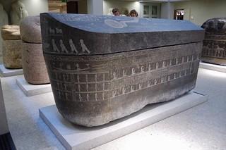 The Granite Sarcophagus of the General Pede-Esi