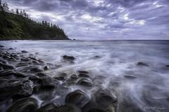 ~ Ball Bay ~ Norfolk Island, Australia.