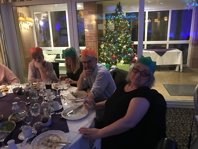 Broadway Lodge 2017 Staff Christmas Party