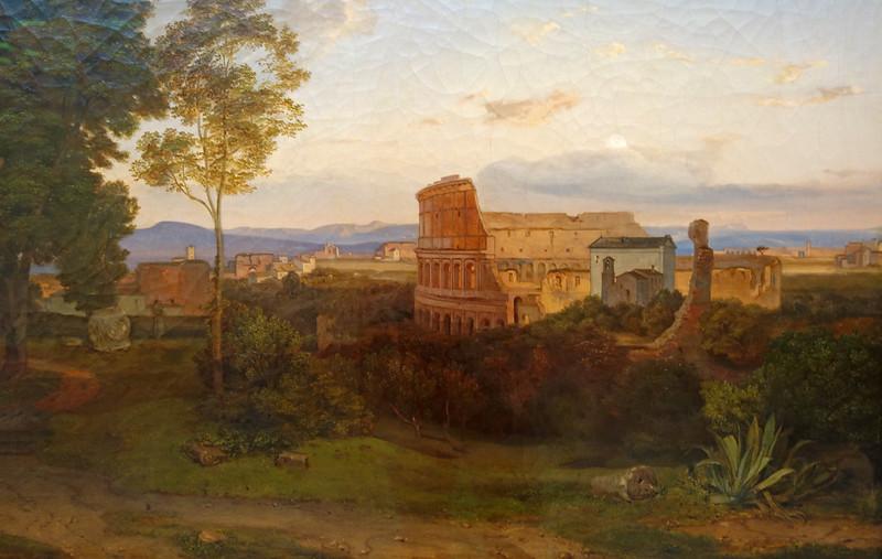 2017-11-23 11-27 Ruhrgebiet 093 Essen, Museum Folkwang, Carl Rottmann - Das Kollosseum in Rom.jpg