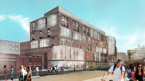New Boston Arts Academy Renderings