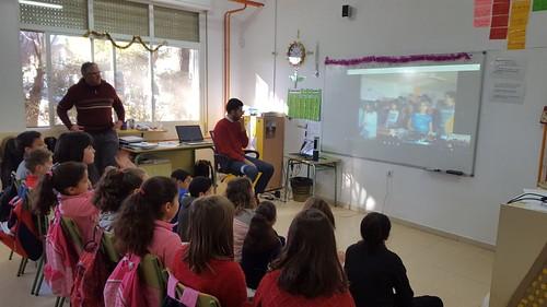 Videollamada Erasmus