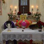 2017-12-17 - Messa a Montefiorello di Vallo di Nera per inaugurazione restauro tele Santa Apollonia e Adorazione dei Magi