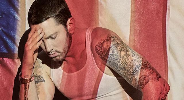 Eminem on His New Album, His Critics, and Hating Donald Trump
