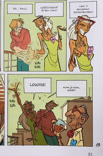 Cyril Pedrosa comic comics book color colour Lonely Hearts Club Eenzame Harten Club illustration