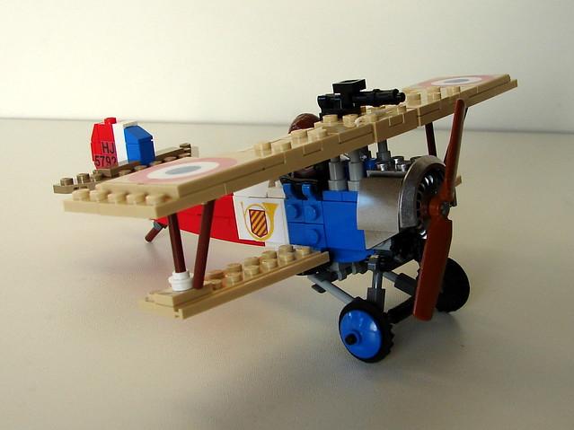 Nieuport 11 Bébé (6)