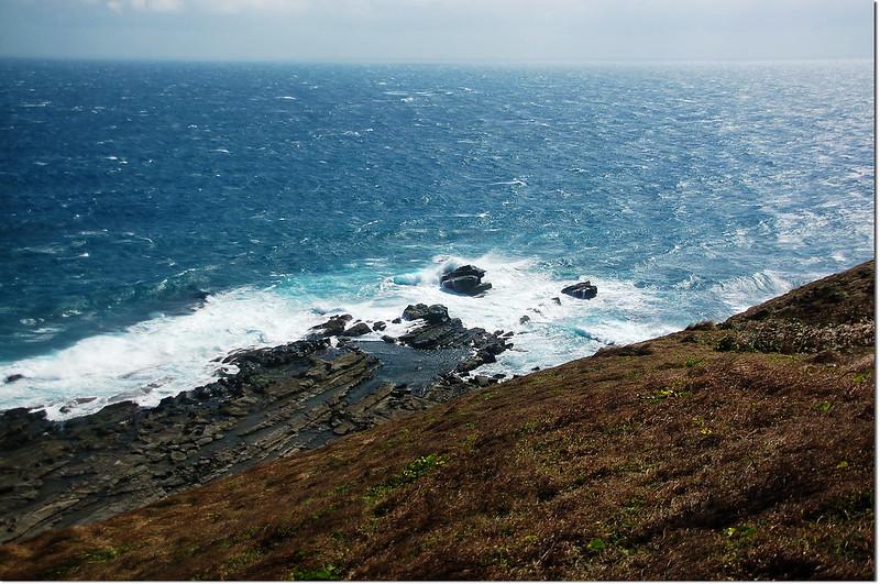 溪仔口山山坡大草原俯瞰海岸線 2