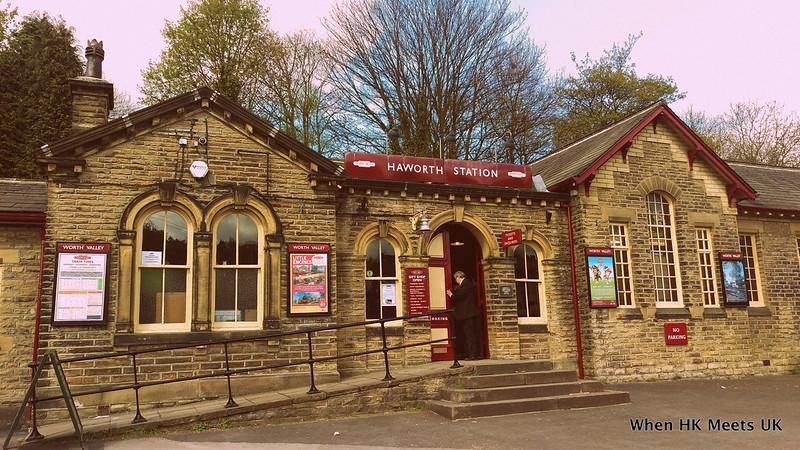 Haworth Station
