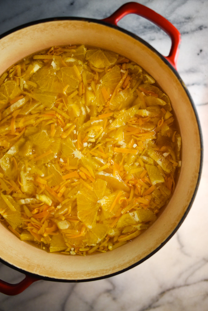 Orange Thyme Marmalade | Things I Made Today
