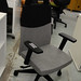 Ex demo E150 executive chair with arms