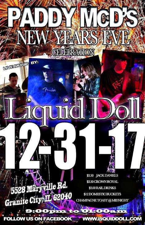 Liquid Doll 12-31-17