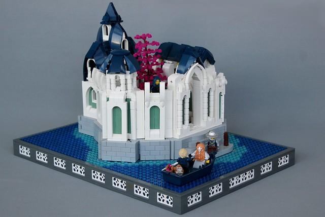 Norya Citadel - Citadelle elfique