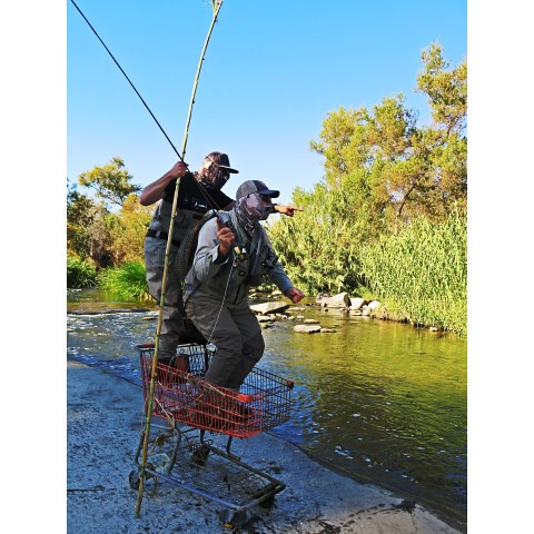 January 2018 caption competition sponsored by allen fly for Fly fishing competitions
